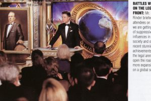 "Scientology magazine: ""Victories Against Suppression Worldwide"" (2002)"
