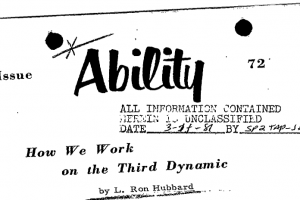 Ability Issue 72 (May 1, 1958)